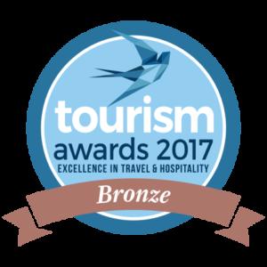 Βράβευση στα Tourism Awards 2017